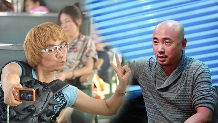 """专访徐峥:""""泰囧""""=《午夜狂奔》+《第八日》"""
